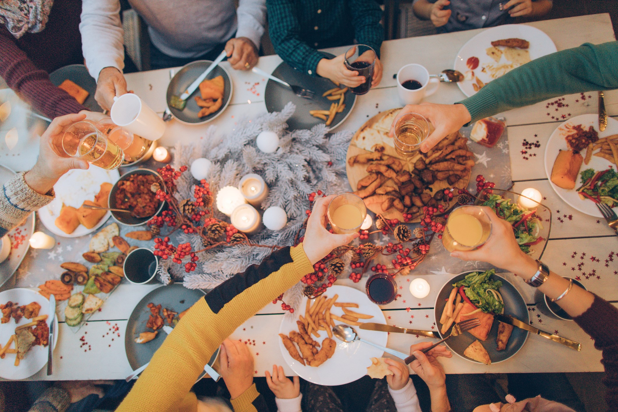 7 Tips for Cooking Thanksgiving Dinner While Camping