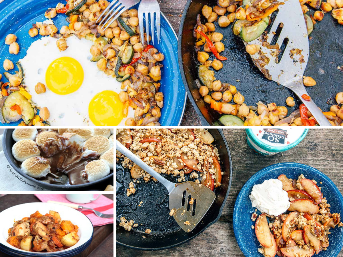 11 One Pot Camping Meals