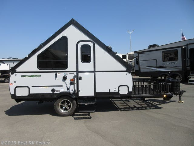 Featured Unit: 2019 Forest River Rockwood Extreme Sports Package