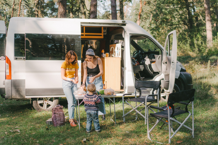 Managing a Messy Family Vacation