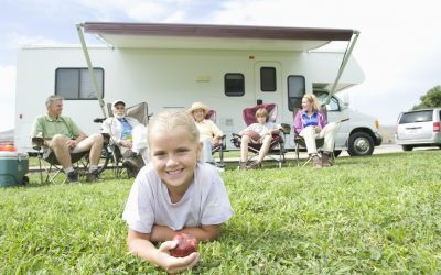 What A Motor Home Could Do for Your Family Vacations