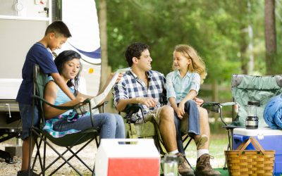 Planning Ahead When RVing with Kids